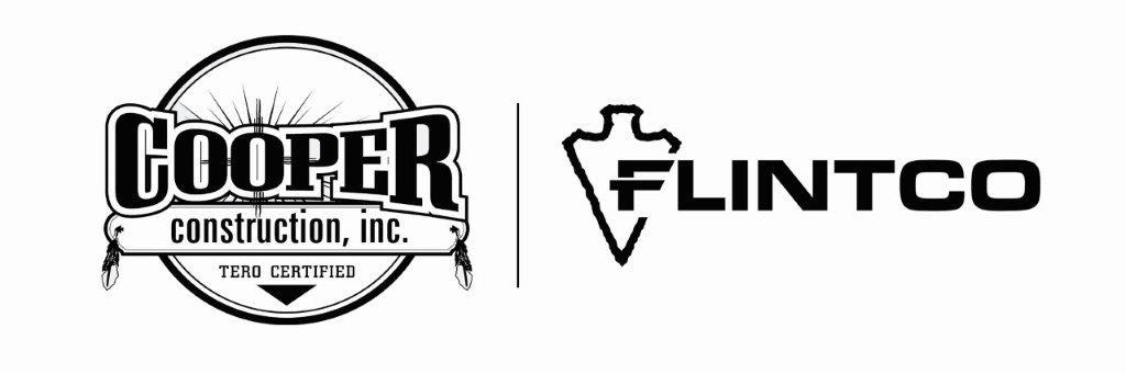 cooper flintco bw w New Flintco Logo