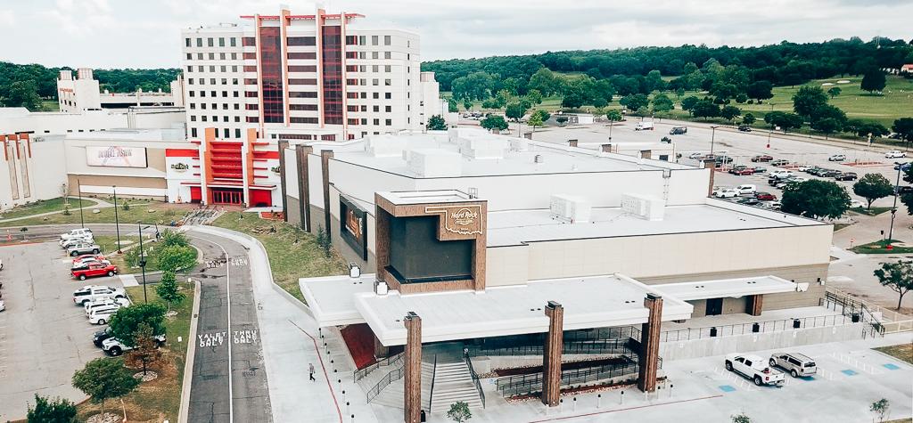 Casino IV Exterior